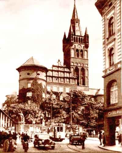 Старый Кенигсберг